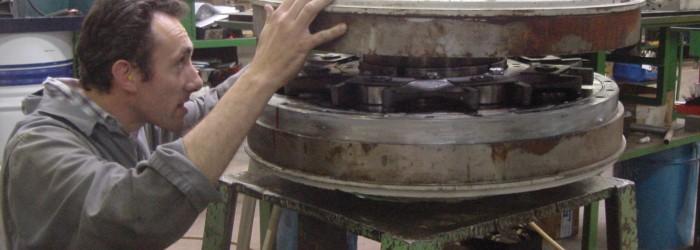 Usinage et réparation de pièces