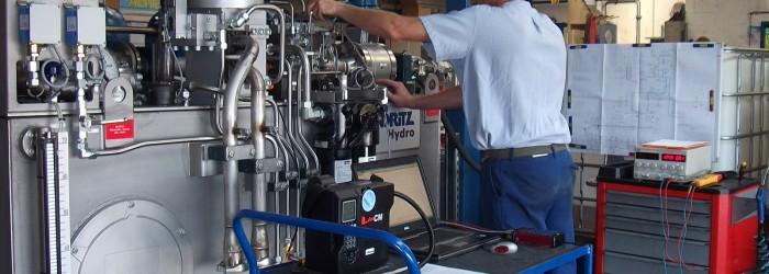 Fabrication d'éléments sous pression