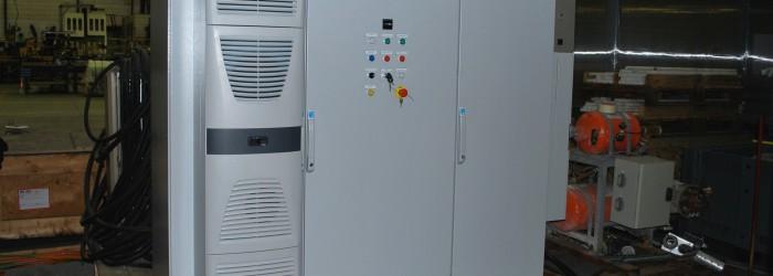 Fabrication d'armoires et coffrets electriques