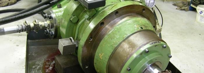 Acquisition moteur hydraulique