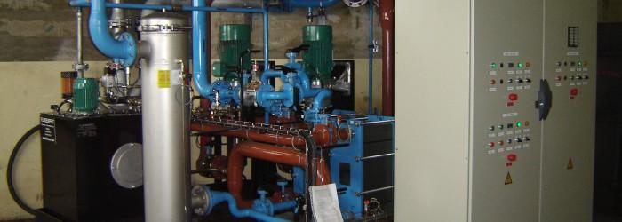 Constructeur de centrales hydrauliques