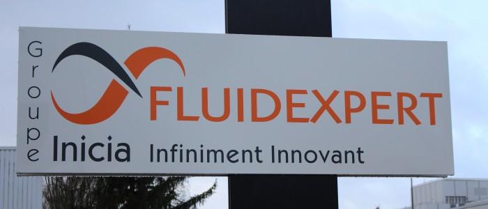 enseigne Fluidexpert