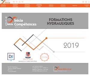 catalogue formation hydraulique inicia 2019